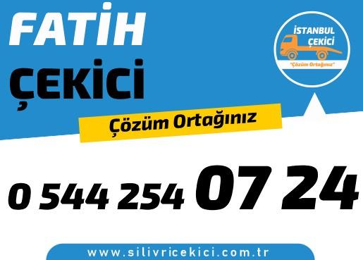 fatih çekici 7/24 fatih oto kurtarıcı , faith yol yardım ve fatih en yakın çekci hizmetleri